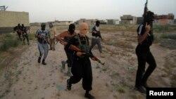 İŞİD döyüşçüləri
