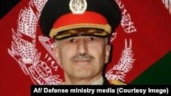 جنرال محمد فرید احمدی