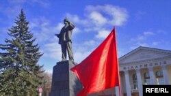 Мітынг да ўгодкаў Кастрычніцкай рэвалюцыі ў Віцебску