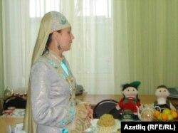 Наилә Сабирҗанова татар мәдәни мирасын тәкъдим итте