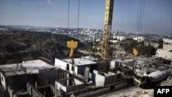 Еврейские поселения в Восточном Иерусалиме.