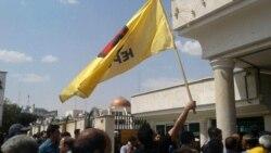 ادامه اعتراض کارگران هپکو، سه کارگر بازداشتی آزاد شدند