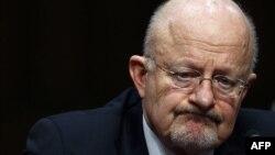 АҚШ ұлттық барлау қызметінің директоры Джеймс Клеппер. Вашингтон, 31 қаңтар 2012 жыл.
