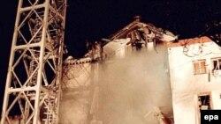 Bombardovanje sedišta Radio televizije Srbije