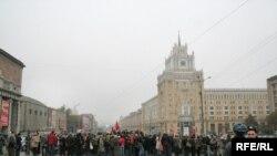 Москва, Триумфальная площадь