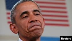 Presidenti amerikan, Barack Obama, shkurt, 2016