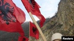 В Косово отмечают третью годовщину независимости от Сербии