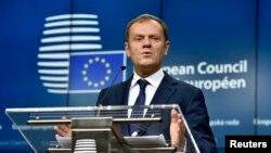 Donald Tusk, predsjednik Evropskog savjeta