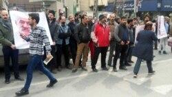 گزارش فرین عاصمی از اعتصاب غذای دراویش زندانی و آخرین وضعیت دراویش زن زندانی