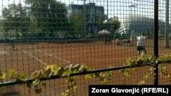 SC Milan Gale Muškatirović, Teniska akademija Novak, foto: Zoran Glavonjić