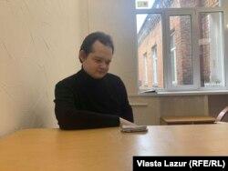 Адвокати Сергія Гаврилова (на фото) бояться, що їхнього підзахисного можуть викрасти