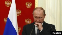 Ресей президенті Владимир Путин. Мәскеу, 10 тамыз 2016 жыл.
