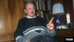 Юрий Яковлев, 1994. Фото Александра Яковлева /ИТАР-ТАСС