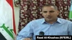 فالح العيساوي، نائب رئيس مجلس محافظة الانبار