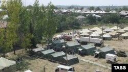 Люди, потерявшие дома в войне 2008 года, уже три года живут в палатках
