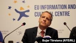 Raportuesi për Kosovën në Parlamentin Evropian, Igor Soltes