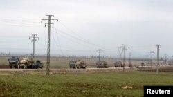 Turska vojska na putu ka al - Babu, ilustrativna fotografija