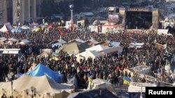 Інформаційний мітинг Майдану 2 лютого 2014 року