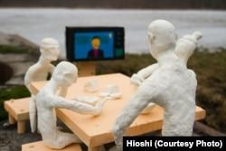 "Хиоши, ""TV dinner"""