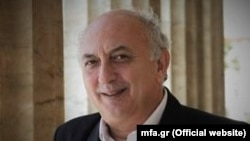 Заменик шефот на грчката дипломатија, Јанис Аманатидис