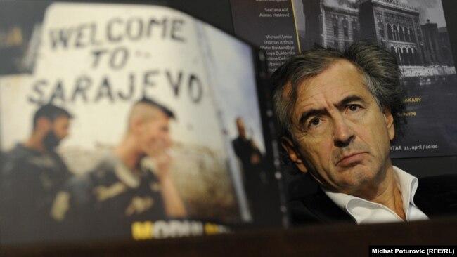 'Nacionalistička retorika je kao kuga, ona je kao bolest, kao zaraza', ističe Lévy