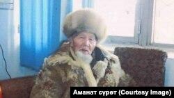 Тайтөрө Батыркулов. (Аалы Молдокановдун сүрөтү)