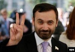 Еще депутат Госдумы Илья Пономарев. 2013 год.