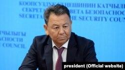 Заместитель секретаря Совета безопасности Кыргызстана Омурбек Суваналиев.