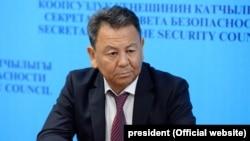 Өмүрбек Суваналиев