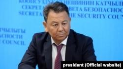 Омурбек Суваналиев.
