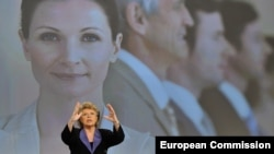 The EU commissioner for fundamental rights, Viviane Reding, wants women to hold 30 percent of board positions by 2015 -- rising to 40 percent by 2020.