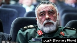 Morteza Qorbani, IRGC adviser. File photo