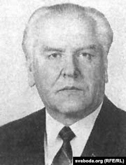Мікалай Сьлюнькоў — савецкі партыйны дзеяч, кіраўнік БССР у 1983—1987 гадах