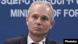 Министр Британии по делам Европы Дэвид Лидингтон.