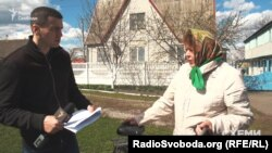 Мати Юрія Понька, керівника «Тріумф 15»