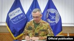 Komandanti i KFOR-it, Michele Risi.