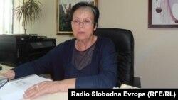 Нада Ивановска.