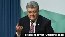 پترو پروشنکو رئیس جمهور اوکراین, April 17, 2019