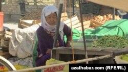 Продовольственный рынок, Мары