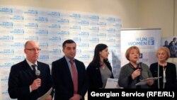 გაეროს ქალთა ორგანიზაციის - UN Women-ის - პრეზენტაცია თბილისში