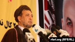 Mohammad Mohaqiq (file photo)