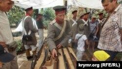 Фестиваль на Малаховом кургане в Севастополе, 12 сентября 2020 года