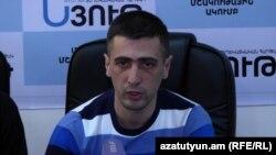 Член клуба FAF Арсен Джанджоян