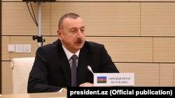 «ԼՂ խնդիրը պետք է կարգավորվի Ադրբեջանի տարածքային ամբողջականության սկզբունքի շրջանակներում». Ալիև