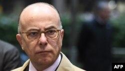 Францускиот министер за вантрешни работи Бернард Казенев