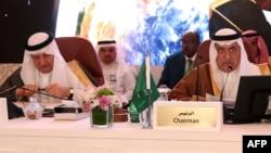 اجلاس سازمان همکاریهای اسلامی در شهر مکه
