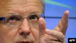 Комісар ЄС із економіки і фінансів Оллі Рен