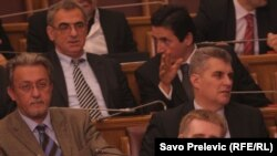 Premijerski sat u Skupštini Crne Gore, 21. decembar 2011.