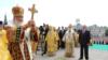 На торжествах по случаю 1030-летия крещения Руси. Москва, 28 июля 2018 года