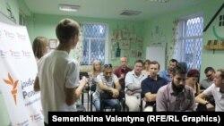 Виїзний ефір Радіо Донбас.Реалії в Бахмуті